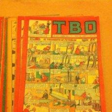 Tebeos: TBO - LOTE DE 25 (MUY BIEN CONSERVADOS). Lote 86651864
