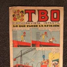 "Tebeos: T B O ""REVISTA INFANTIL"" N, 686 (A.1970). Lote 86681952"