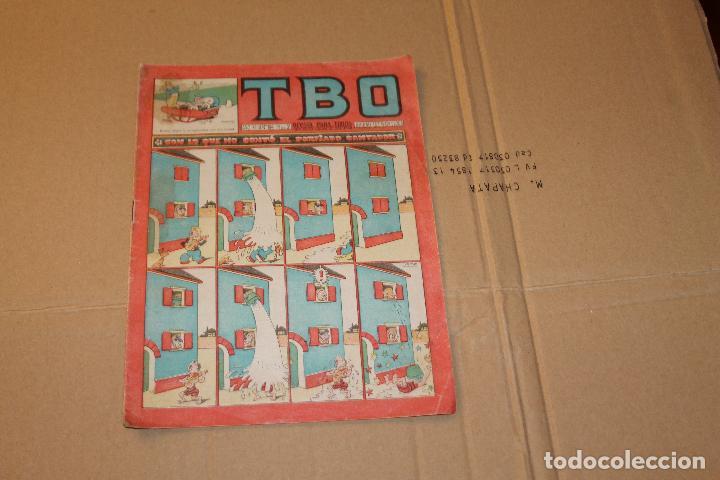 TBO Nº 194, EDITORIAL BUIGAS (Tebeos y Comics - Buigas - Otros)