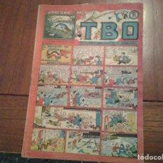 Tebeos: TBO - CUADERNO AMENO - SIN NUMERAR - Nº 30 - AÑO 1946 - EL DRAGON DE FUEGO MAGNIFICO ESPECTACULO. Lote 90562990