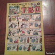 Tebeos: TBO - ALBUM DIVERTIDO - SIN NUMERAR - Nº 29 - AÑO 1946 - SUCEDIO EXACTAMENTE ASI. Lote 90564950