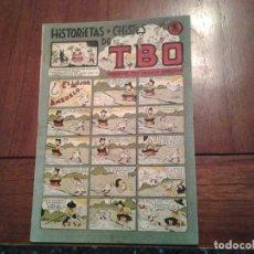 Tebeos: TBO - HISTORIETAS Y CHISTES - SIN NUMERAR - Nº 19 - AÑO 1945 - EL MEJOR ANZUELO. Lote 90565820