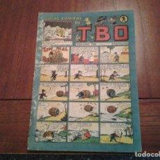 Tebeos: TBO - HOJAS COMICAS - SIN NUMERAR - Nº 28 - AÑO 1946 - UN MAL REFUGIO. Lote 90574010