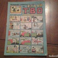 Tebeos: TBO - IMAGENES COMICAS - SIN NUMERAR - Nº 26 - AÑO 1946 - FATAL EQUIVOCACION. Lote 90575770