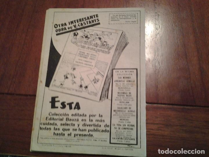 Tebeos: TBO - HISTORIAS DE NUEVOS RICOS ILUSTRADO POR BENEJAM - HISTORIAS DE MEDICOS ILUSTRADO POR URDA - Foto 3 - 90764930