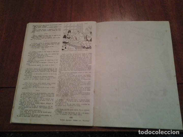 Tebeos: TBO - HISTORIAS DE NUEVOS RICOS ILUSTRADO POR BENEJAM - HISTORIAS DE MEDICOS ILUSTRADO POR URDA - Foto 7 - 90764930