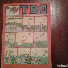 Tebeos: TBO - Nº 95 - CAZADOR NOVATO. Lote 91752390