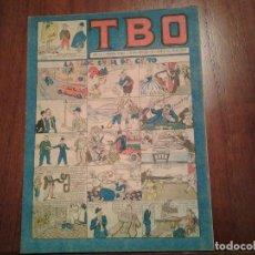 Tebeos: TBO - Nº 111 - LA ELOCUENCIA DEL GESTO. Lote 91753495