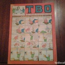Tebeos: TBO - Nº 110 - NOCHE AGITADA. Lote 91753805
