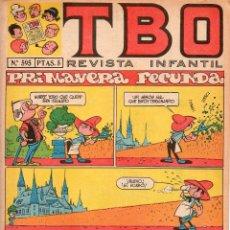 Tebeos: LOTE DE 18 Nº DEL TEBO PROCEDEN DE ENCUADERNACION. Lote 97933335