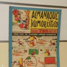 Tebeos: ALMANAQUE HUMORISTICO TBO 1956 - BUIGAS -. Lote 98362175