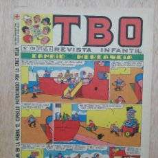 Tebeos: TBO - Nº 720. Lote 98544419