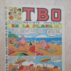 Tebeos: TBO - Nº 721. Lote 98544483