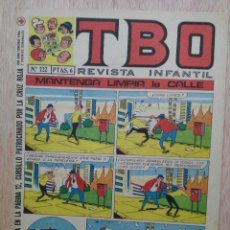 Tebeos: TBO - Nº 722. Lote 98544555