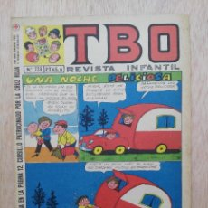 Tebeos: TBO - Nº 723. Lote 98544667