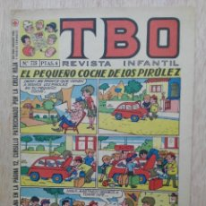 Tebeos: TBO - Nº 725. Lote 98544803