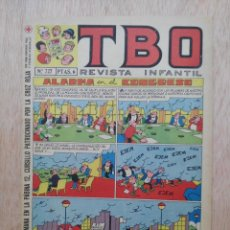 Tebeos: TBO - Nº 727. Lote 98544959