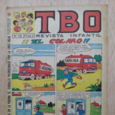 Tebeos: TBO - Nº 728. Lote 98545023