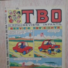 Tebeos: TBO - Nº 729. Lote 98545071