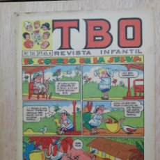 Tebeos: TBO - Nº 731. Lote 98545179