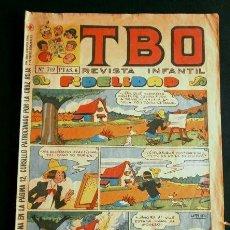 Tebeos: TBO Nº 719 - TEBEO ED. BUIGAS - AÑO 1971 (EJEMPLAR ORIGINAL). Lote 98584795