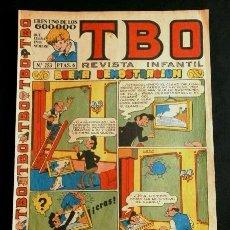 Tebeos: TBO Nº 753 - TEBEO ED. BUIGAS - AÑO 1972 (EJEMPLAR ORIGINAL). Lote 98584975