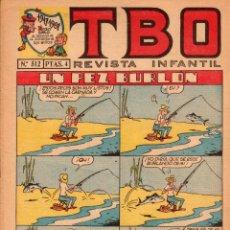 Livros de Banda Desenhada: TBO. REVISTA PARA TODOS. AÑO LI. NÚMERO 512. BUEN ESTADO. Lote 98941495