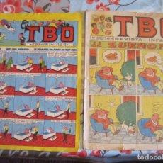 Tebeos: TEBEOS ,PULGARCITO,T.B.O,ZIPI ZAPE,ETC. Lote 99090039