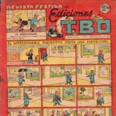 Tebeos: REVISTA FESTIVA DE EDICIONES TBO. Lote 100702495