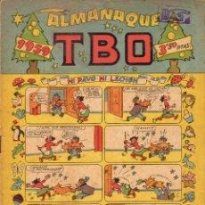 Tebeos: ALMANAQUE TBO 1959. Lote 100759667