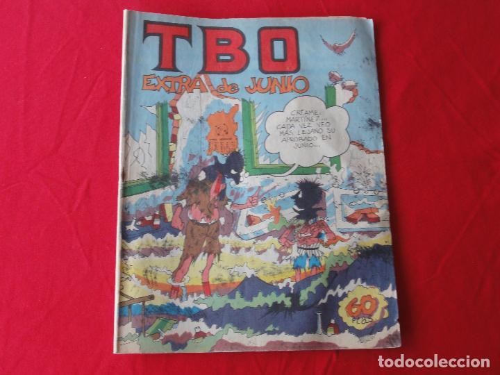 TBO EXTRA Nº 97. EXTRA DE JUNIO. 1979. C-7 (Tebeos y Comics - Buigas - TBO)