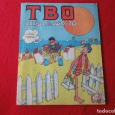 TBO EXTRA Nº 102. EXTRA DE AGOSTO 79. 1979. C-7
