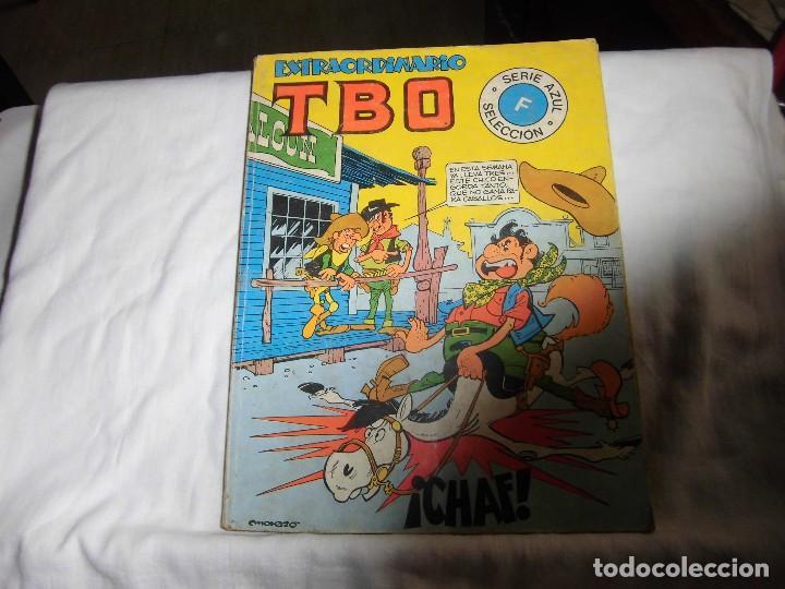 EXTRAORDINARIO TBO SERIE AZUL F SELECCION.CON CINCO NUMEROS.BUIGAS 1973 (Tebeos y Comics - Buigas - TBO)