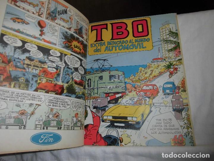 Tebeos: EXTRAORDINARIO TBO SERIE AZUL F SELECCION.CON CINCO NUMEROS.BUIGAS 1973 - Foto 4 - 101689207