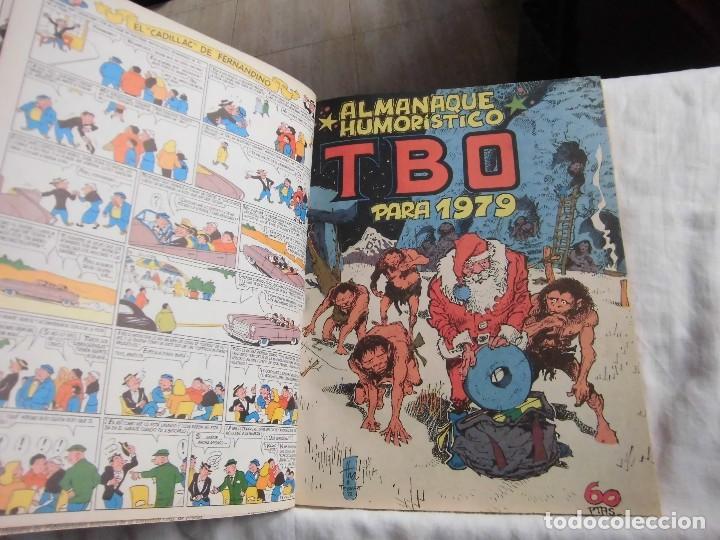 Tebeos: EXTRAORDINARIO TBO SERIE AZUL F SELECCION.CON CINCO NUMEROS.BUIGAS 1973 - Foto 6 - 101689207