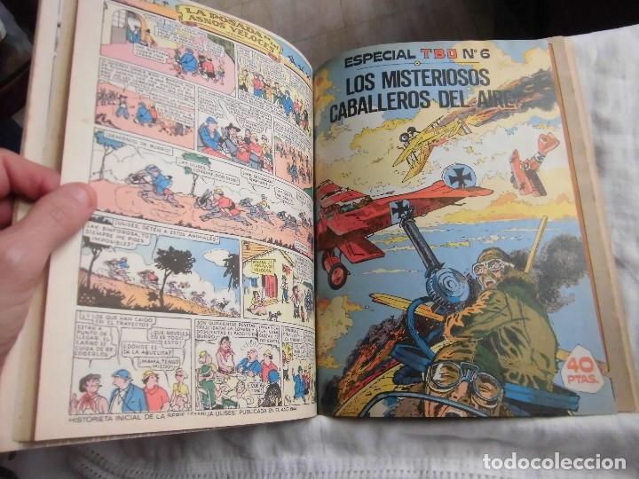 Tebeos: EXTRAORDINARIO TBO SERIE AZUL F SELECCION.CON CINCO NUMEROS.BUIGAS 1973 - Foto 8 - 101689207