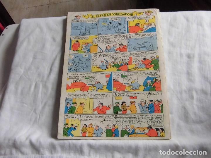 Tebeos: EXTRAORDINARIO TBO SERIE AZUL F SELECCION.CON CINCO NUMEROS.BUIGAS 1973 - Foto 15 - 101689207