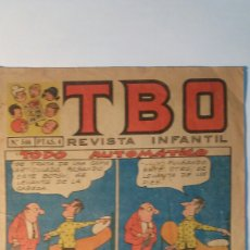 Tebeos: TBO N° 546 .1958. Lote 101693012