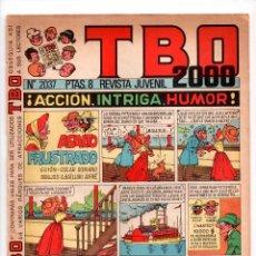 Tebeos: Nº 2037 TBO 2000 EL TBO 1972-1983.. Lote 102051907