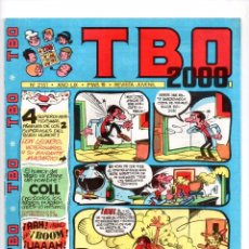 Tebeos: Nº 2151 TBO 2000 EL TBO 1972-1983.. Lote 102088119