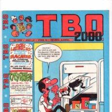 Tebeos: Nº 2195 TBO 2000 EL TBO 1972-1983.. Lote 102088431