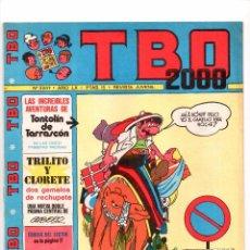Tebeos: Nº 2207 TBO 2000 EL TBO 1972-1983.. Lote 102088647