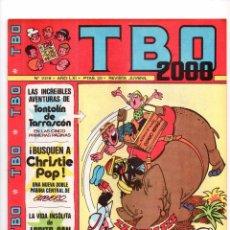 Tebeos: Nº 2218 TBO 2000 EL TBO 1972-1983.. Lote 102089115