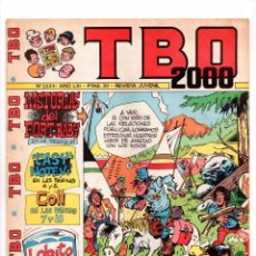 Tebeos: Nº 2223 TBO 2000 EL TBO 1972-1983.. Lote 102089155