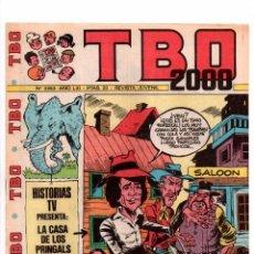 Tebeos: Nº 2253 TBO 2000 EL TBO 1972-1983.. Lote 102089295