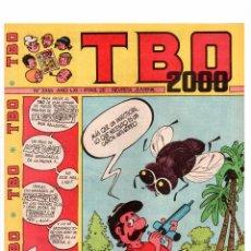 Tebeos: Nº 2255 TBO 2000 EL TBO 1972-1983.. Lote 102089375
