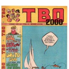 Tebeos: Nº 2259 TBO 2000 EL TBO 1972-1983.. Lote 102089547