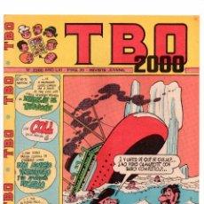 Tebeos: Nº 2260 TBO 2000 EL TBO 1972-1983.. Lote 102089623
