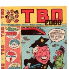 Tebeos: Nº 2261 TBO 2000 EL TBO 1972-1983.. Lote 102089675