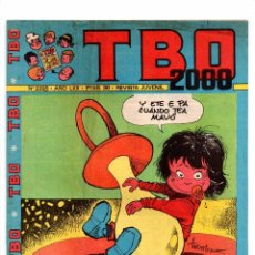 Tebeos: Nº 2295 TBO 2000 EL TBO 1972-1983.. Lote 102089983